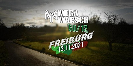 Megamarsch 50/12 Freiburg 2021 - neue Startgruppen Tickets