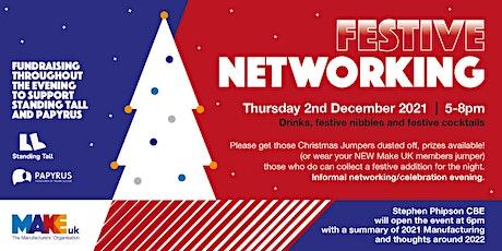 Make UK  - Festive Networking tickets