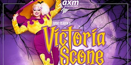 Victoria Scone Halloween Special tickets