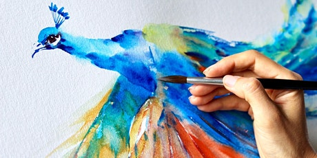 Watercolor Magic: the Dancing Brushes tickets