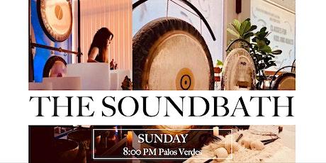 THE SOUNDBATH (Palos Verdes Sound Therapy Room) tickets
