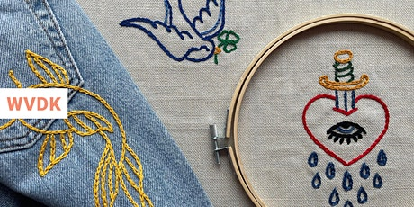 Embroidery Workshop tickets