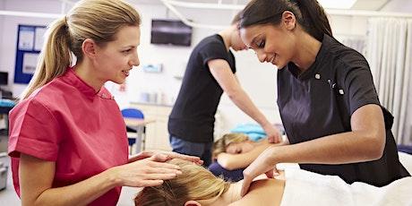 Stageplaats Examen Ayurvedische Massage 22 jan 2022 te Zaandam tickets