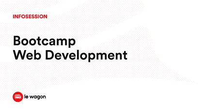 Infosession - Web Development tickets
