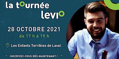 La Tournée Levio • Recrutement • Les Enfants Terribles de Laval tickets