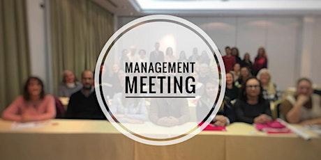 Management Meeting - Cambridge Assessment English entradas