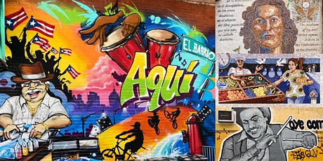 'The Murals and Mosaics of Spanish Harlem' Webinar tickets