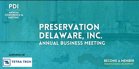 PDI Annual Conference & Meeting:  Preservation  & Progress tickets