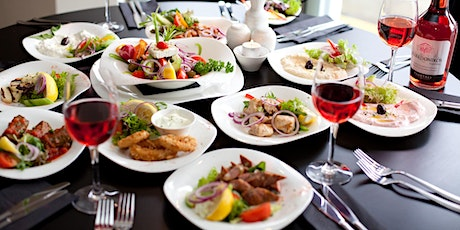 Talk Business Local -Stratford - Lunch  El Greco (Networking) tickets