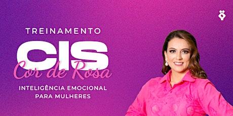 Treinamento CIS Cor de Rosa ingressos
