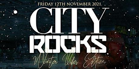 CityRocks - Winter Vibes Edition tickets