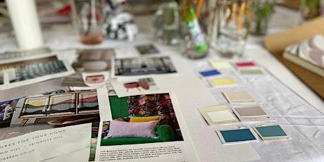 'Colour Me Happy' Colour Confidence Workshop tickets