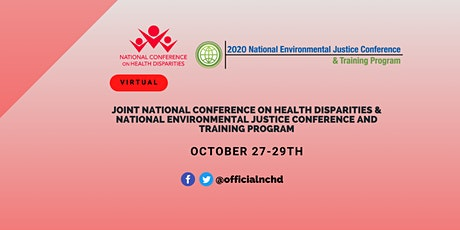 National Conference on Health Disparities tickets