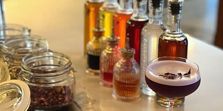 Cocktail Class 101 Understanding and Defining Spirits tickets