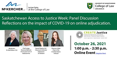 Reflections on the Impact of COVID-19 on Online Adjudication tickets