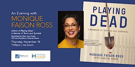 An Evening with MONIQUE FAISON ROSS | Author of Playing Dead –  A Memoir tickets