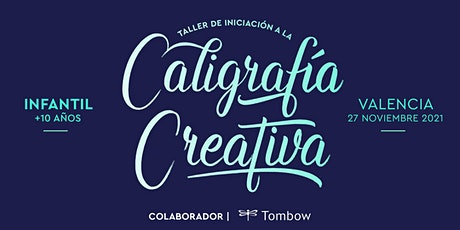 ✍️ Taller INFANTIL de Caligrafía Creativa. RUBIO - 27 noviembre  - Valencia entradas