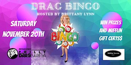 Drag Bingo at the Mifflin! tickets
