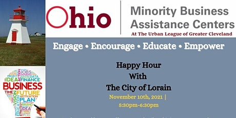 Happy Hour With The City of Lorain tickets