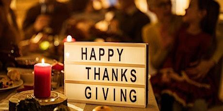 IPC Thanksgiving Dinner  Culture Exchange tickets