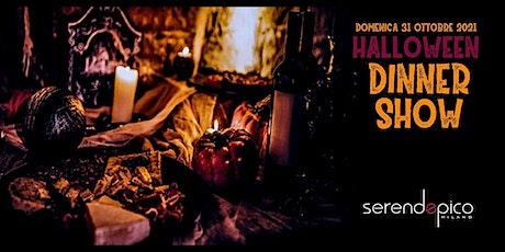 MILANO HALLOWEEN 2021 / DINNER SHOW in Piazza Castello biglietti