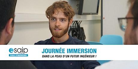 JOURNÉE IMMERSION INGENIEUR AIX billets