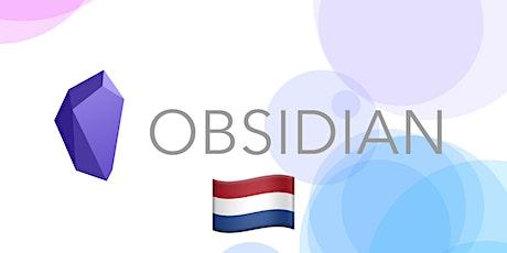 3e Nederlandstalige Obsidian-meet-up tickets