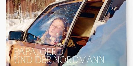 Papa, Gerd und der Nordmann. Fotobuchpräsentation im Felleshus Tickets