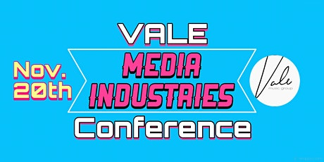 VALE  Media Industries Conference - Back to Business tickets