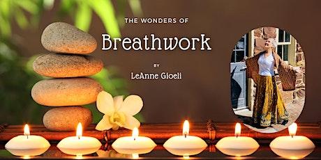 The Wonders of Breathwork tickets