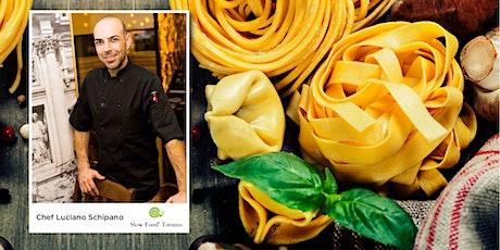 Villa Cucina: Ricotta Gnocchi vs. Potato Gnocchi tickets