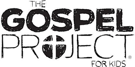 Grace Kid's Church Registration - Oct.24.2021 tickets