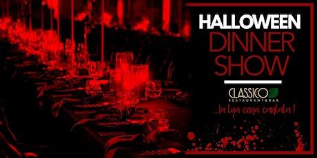 MILANO HALLOWEEN 2021 / DINNER SHOW in CORSO COMO biglietti