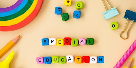 EFMP Virtual Lunch & Learn Special Education Overview tickets