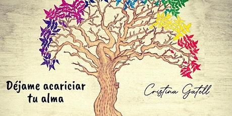 """Presentación Recital Libro """"Déjame Acariciar Tu Alma"""" de CRISTINA GATELL entradas"""