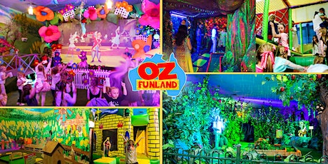 Magical Oz Quest & Oz Funland Experience tickets