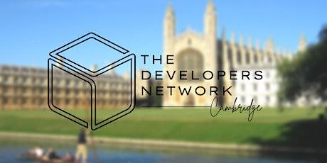 Developers Network - Cambridge (Jan) tickets