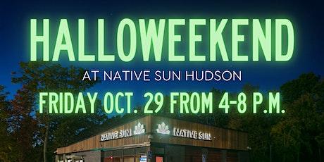 Halloweekend at Native Sun tickets