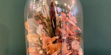 Atelier Globe fleuri d'automne tickets