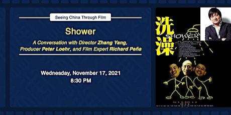 Seeing China Through Film: Shower tickets