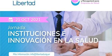 Jornadas de Economía y Management para empresas de Salud entradas