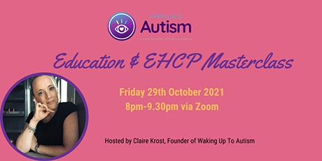 Education and EHCP Masterclass tickets