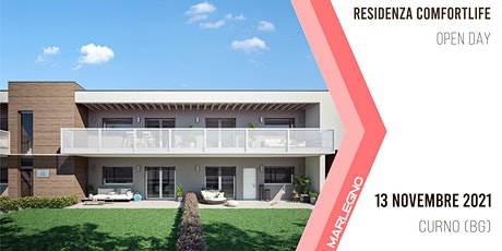 OPEN DAY: Residenza ComfortLife a Curno (BG) tickets