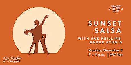 Sunset Salsa tickets