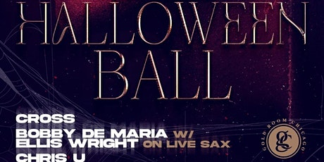 Halloween Ball @ The Gold Room Chicago tickets