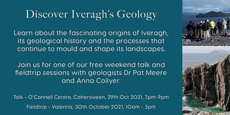 Discover Iveragh's Geology tickets