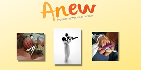 Launch of Anew's Annual Activities Report for 2020 tickets