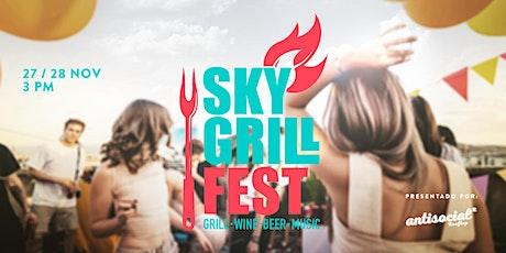 SKY GRILL FEST boletos