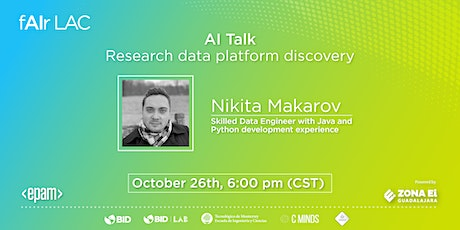Research Data Platform Discovery tickets