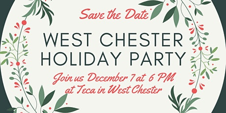 West Chester Holiday Party tickets